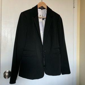Express Black Blazer Size 10 MSRP $108 NWT
